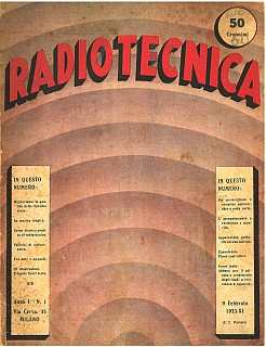 Rivista Radiotecnica